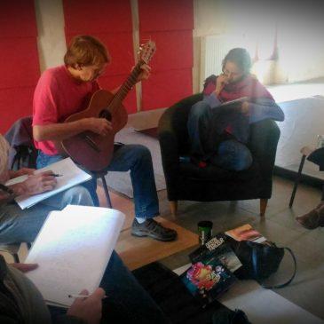 Atelier Ecriture, Chanson & Slam