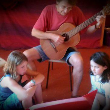 Atelier Chant Enfant 7-11 ans