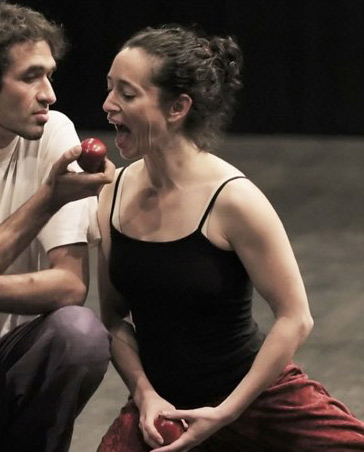 STAGE, résidence, performance… Mouvement Authentique avec Catherine Lessard –