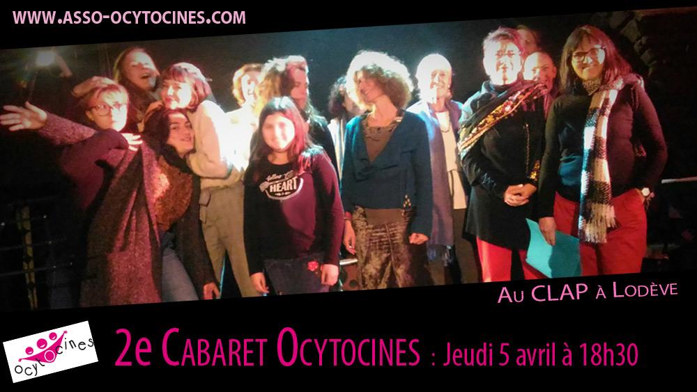 Cabaret des élèves : Cours de Chant collectifs et individuels