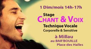 Stage de Chant Millau