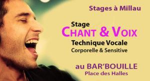 Stages de chant Millau