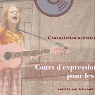 Cours d'Expression Vocale Enfants